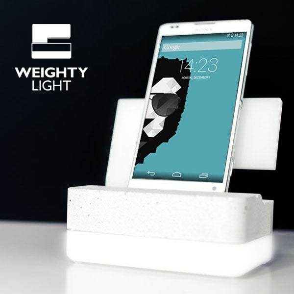 Image of Weighty Light