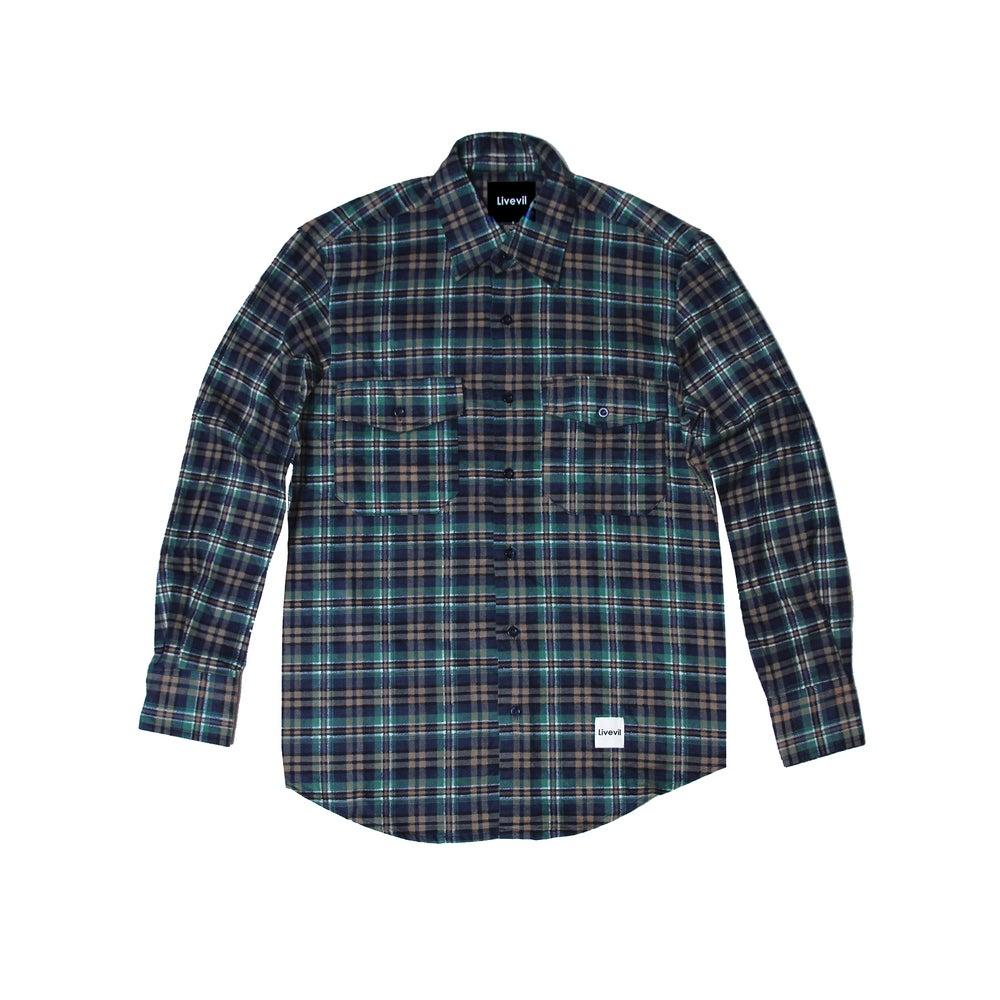 Image of Tartan Plaid Flannel