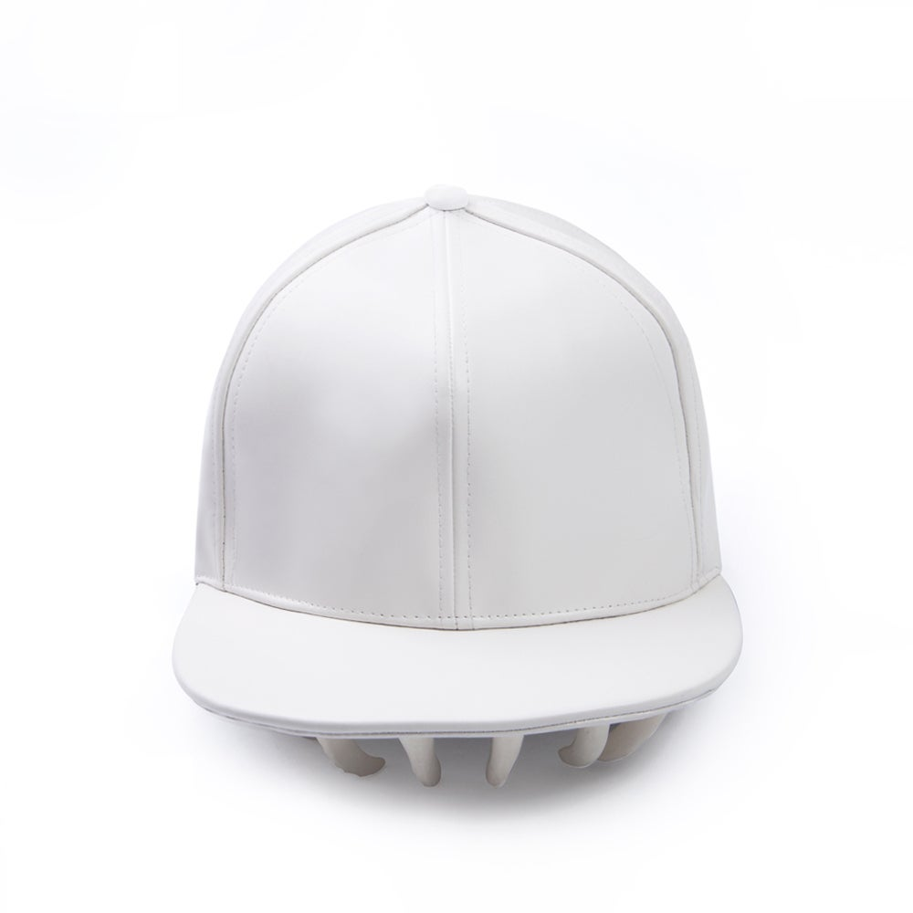Image of Fangs Cap (White)