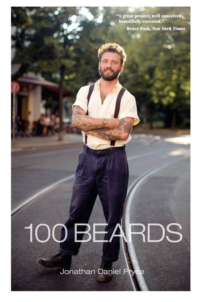 Image of The 100 Beards Book