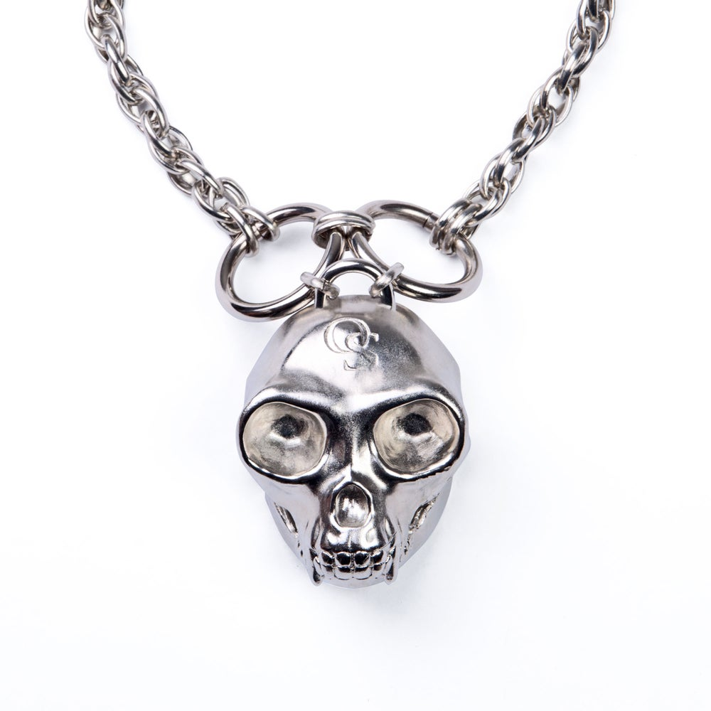 Image of Almighty Necklace (Chrome)