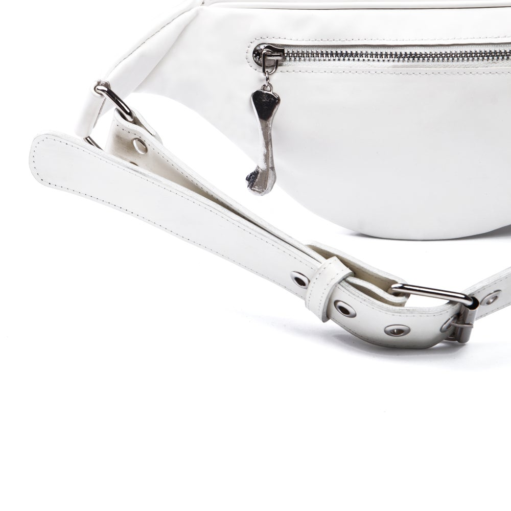 Image of Incisor Belt Bag (White)