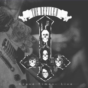 Image of GRAVE TIMES LIVE CD