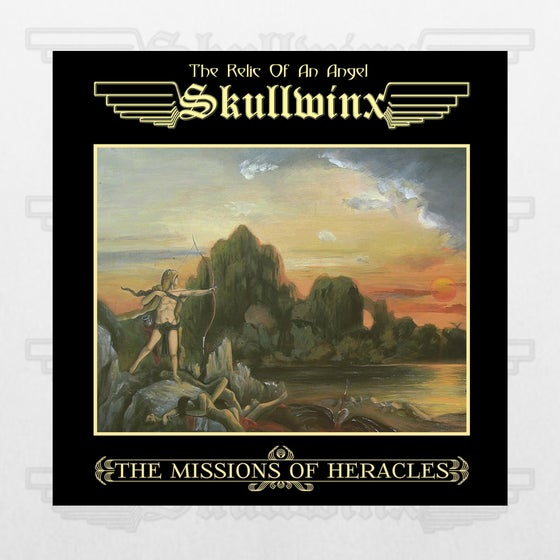 Image of The Missions Of Heracles - CD