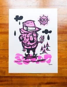 Image of MIKE GUERRERO - ART PRINT
