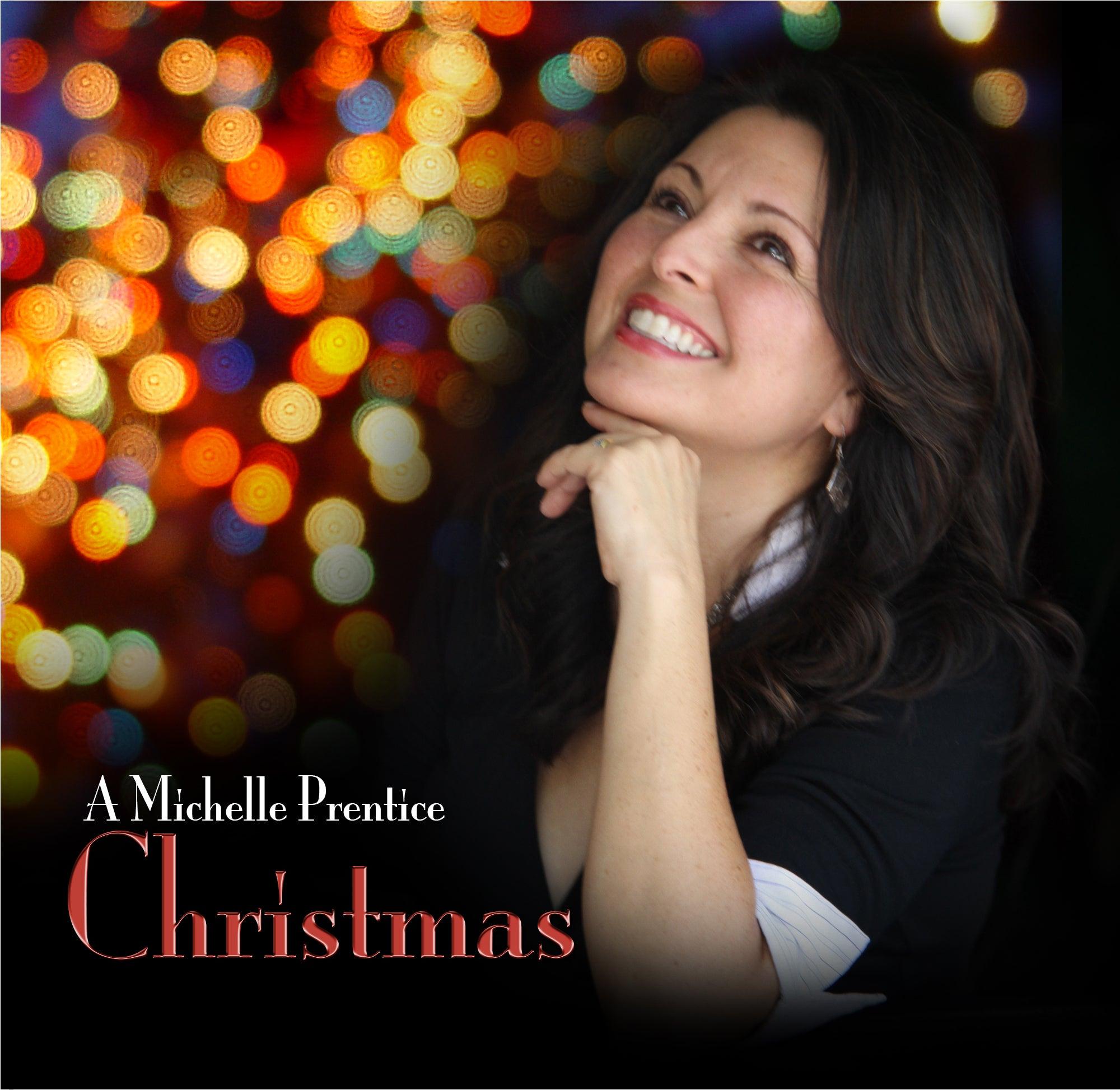"""""""Jesus Be Born In Me"""" by Michelle Prentice (Album: A Michelle Prentice Christmas)"""