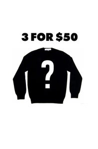 Image of Mystery Fleece 3 for $50