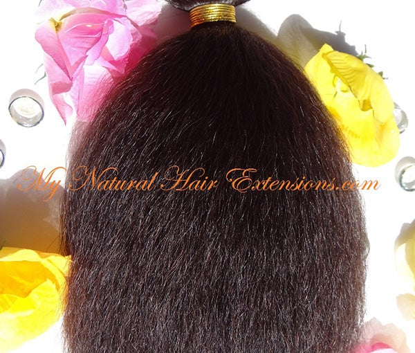 Image of Coarse Yaki Hair Extensions