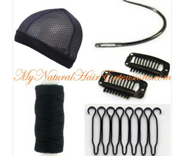 Image of U-Part Wig Kit