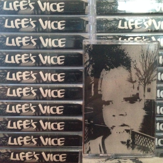 Image of Life's Vice - Demo 2014 tapes