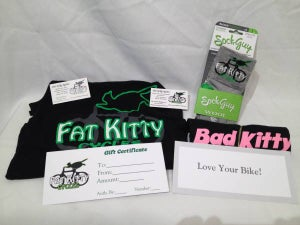 Image of Fat Kitty Cycles Gift Card