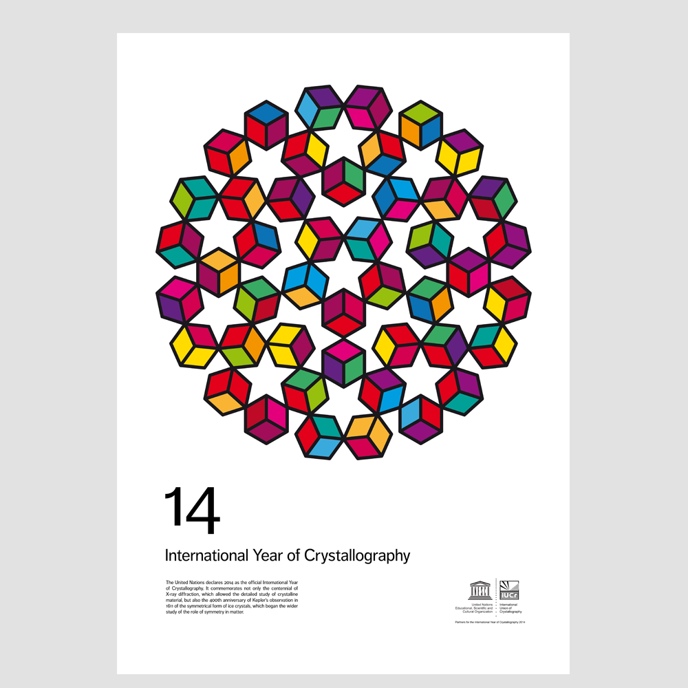 Image of International Year of Crystallography #1