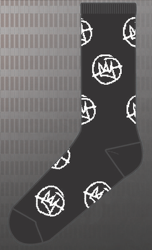 Image of Doomtree No Kings Socks