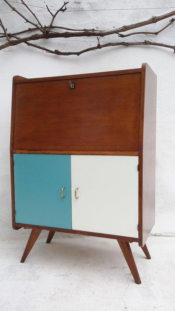 Image of Petit secrétaire vintage