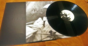 Image of Ill Behavior - Days Of Sin (1994 Demo EP) Black Vinyl