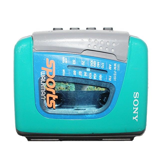 Image of Sony Walkman® Turqouise Player