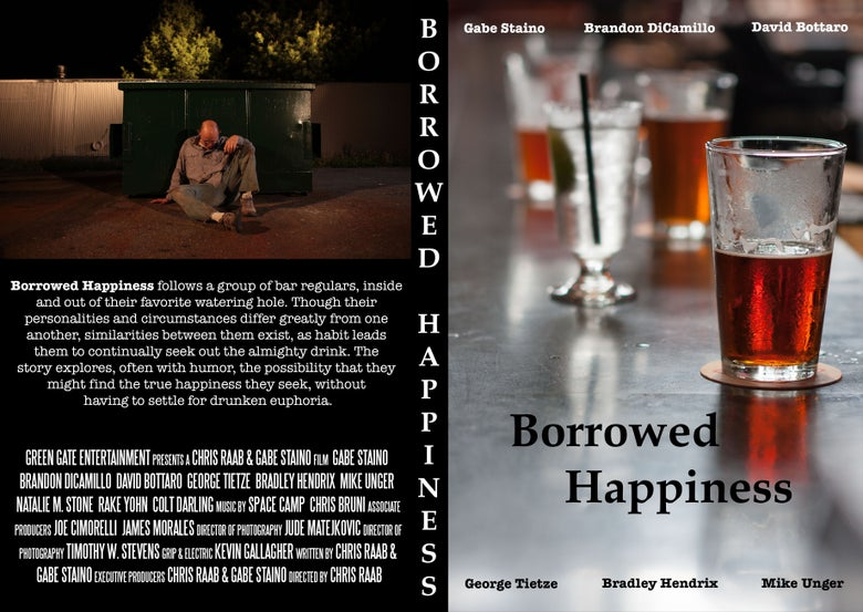 Image of Borrowed Happiness DVD
