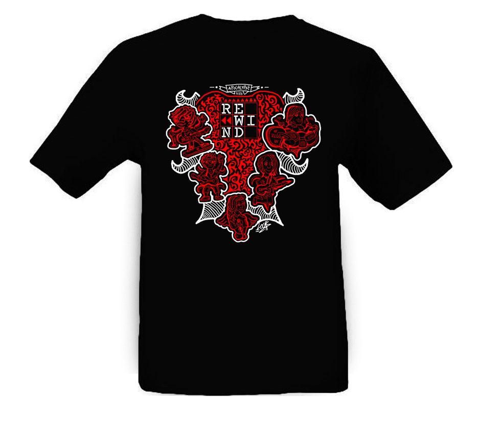 Image of T-shirt Apocalypse