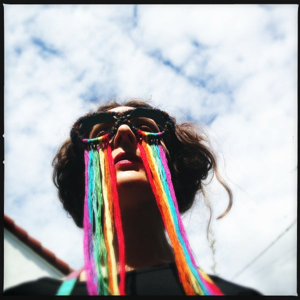 Image of Cry Me a Rainbow glasses