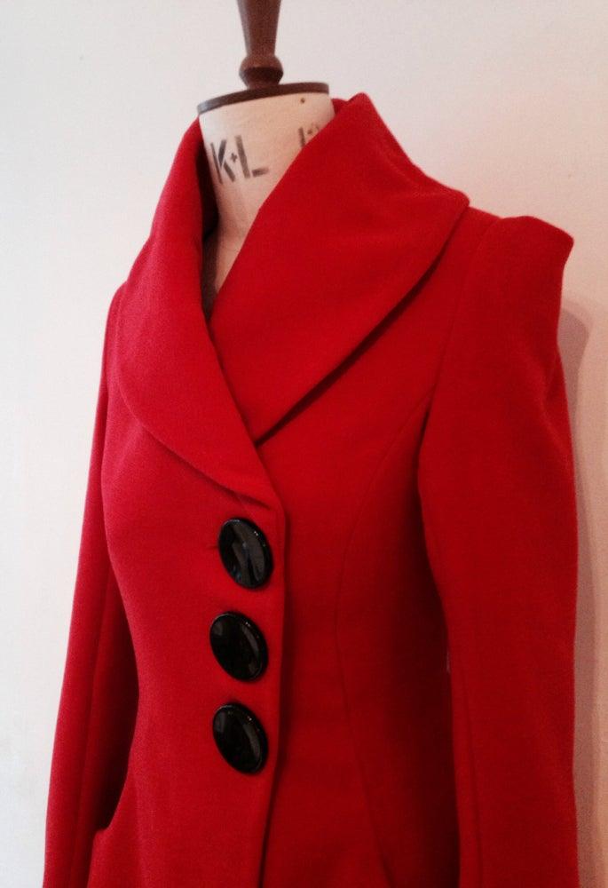 Image of Swing coat