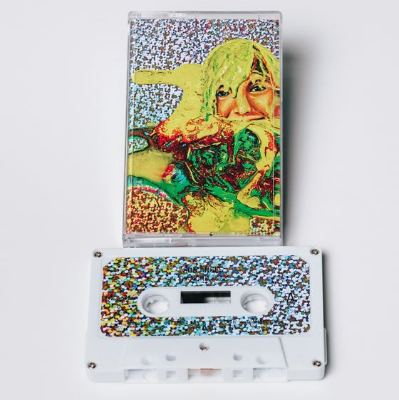 "Image of Sun Angle ""Diamond Junk"" Cassette"