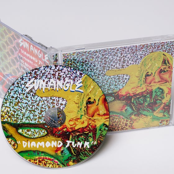 "Image of Sun Angle, ""Diamond Junk"" CD"