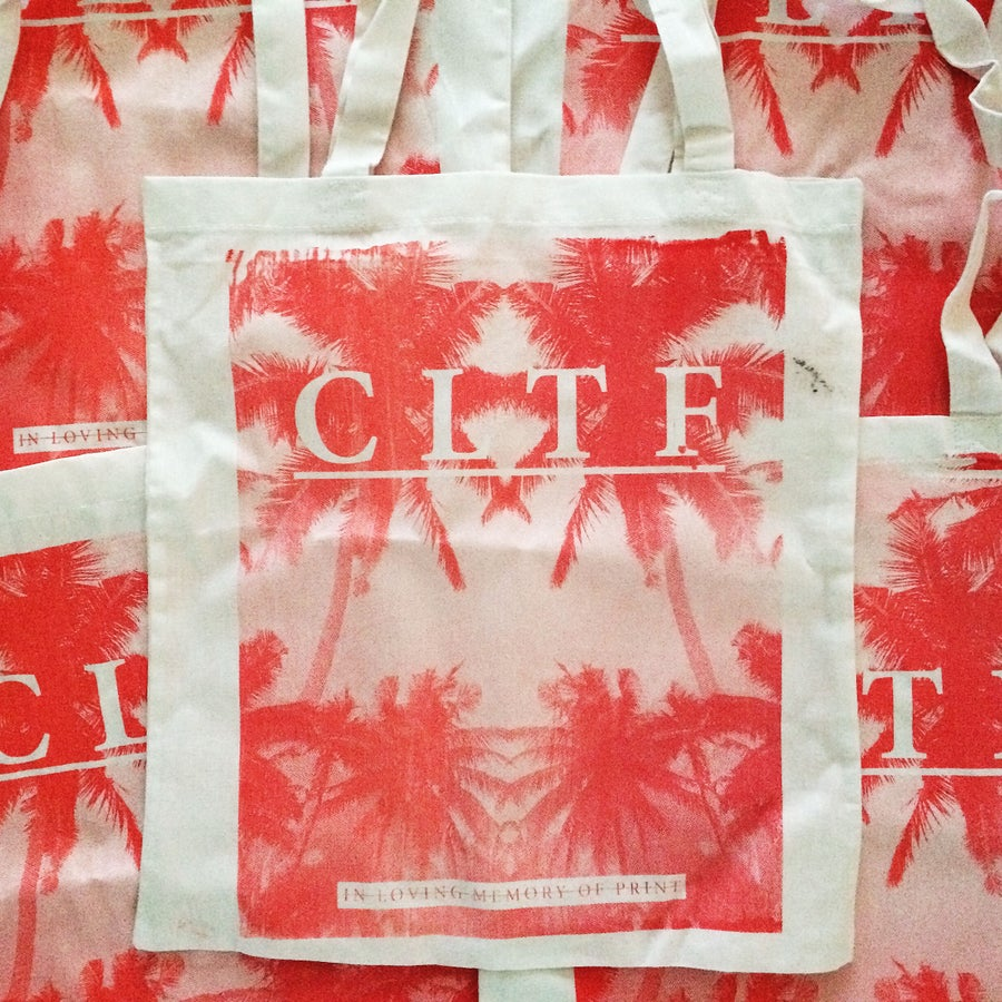 Image of TOTE BAG / FREE SHIPPING
