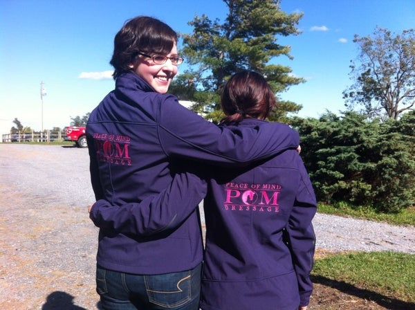 Image of POM Softshell Jacket