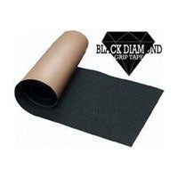 Image of BLACK DIAMOND BLACK GRIPTAPE SHEET