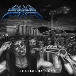 """Image of HELLRAIDER """"The Time Has Come"""" CD"""