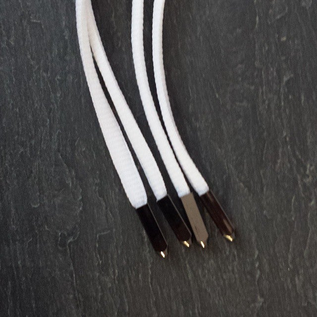 """Image of Exclusive """"Oval"""" Laces w/Aglets  (5 colorways)"""