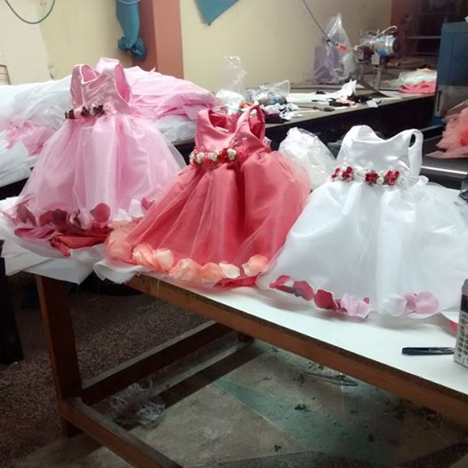 Image of Tull Dresses (Wholesale only)