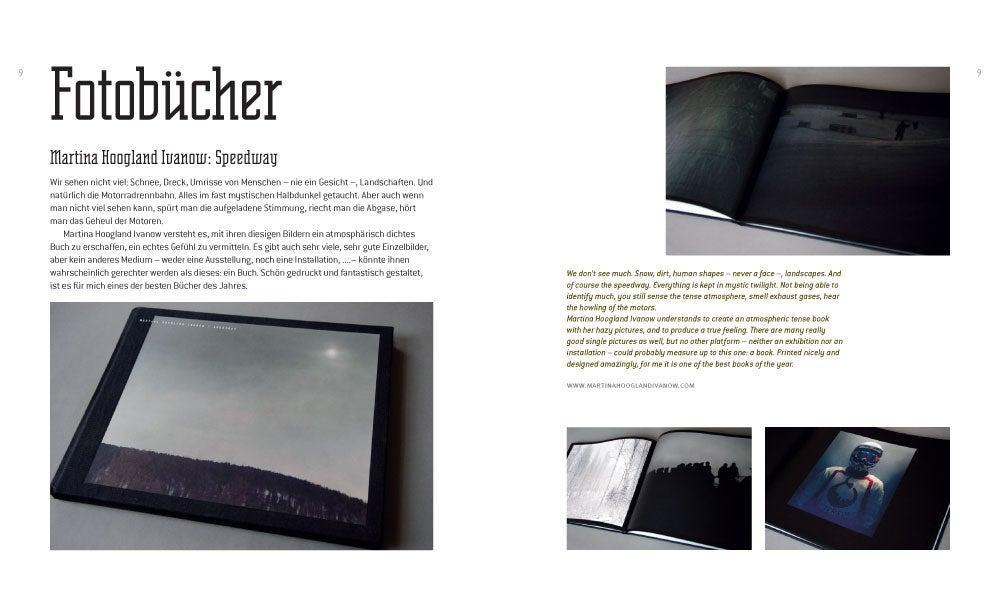Image of dienacht Magazine #16