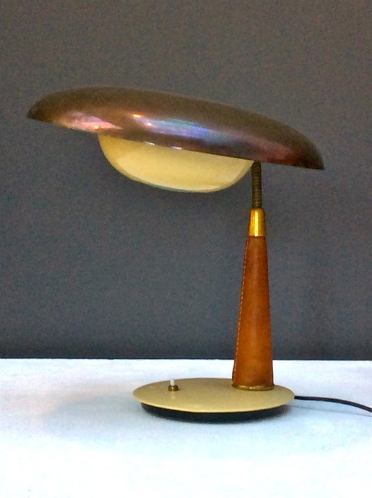 Image of Table Lamp by Angelo Lelli for Arredoluce