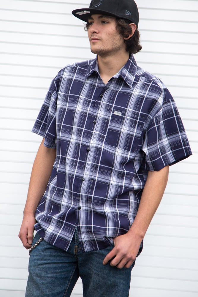 Image of Cal Top Plaid Shirts