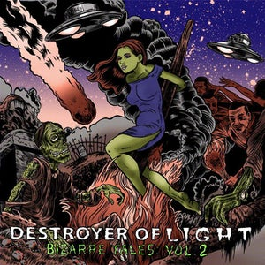 Image of Destroyer of Light - Bizarre Tales Vol 2 LP