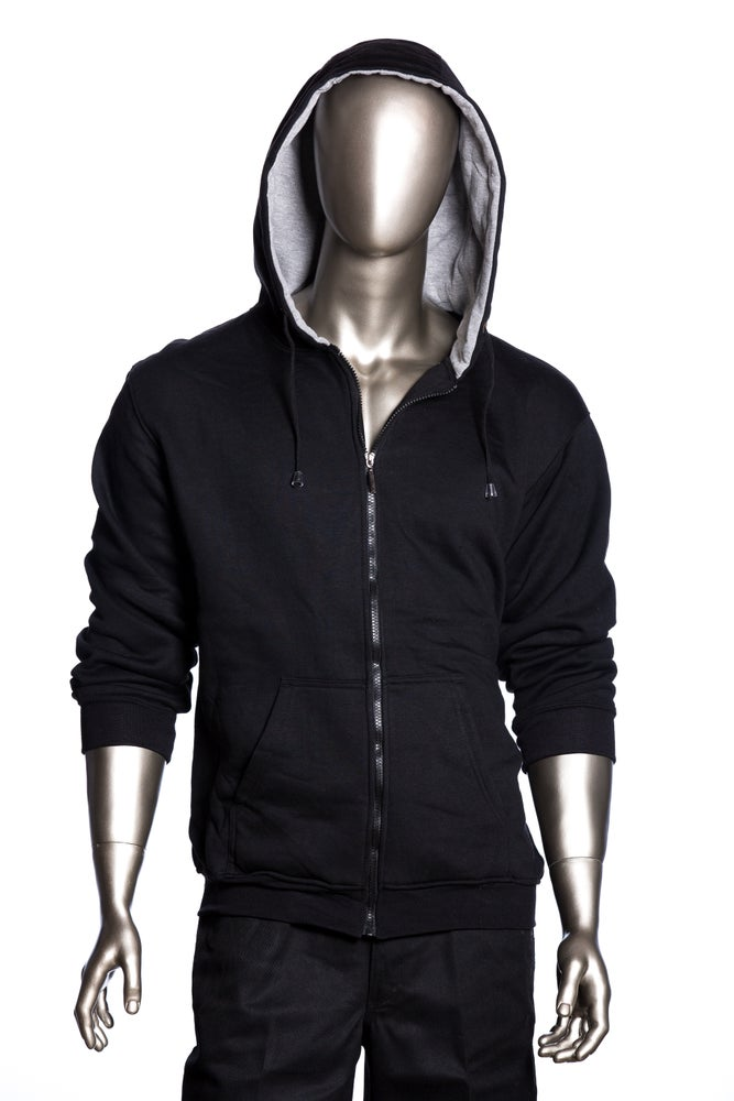 Image of Decky V02 Zip Up Fleece Hoodie