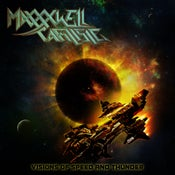 "Image of Maxxxwell Carlisle ""Visions of Speed and Thunder"" CD"