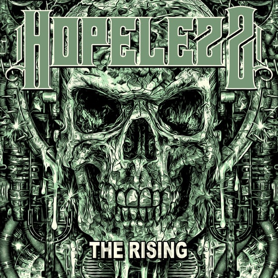 Image of CD - THE RISING (NEW!)