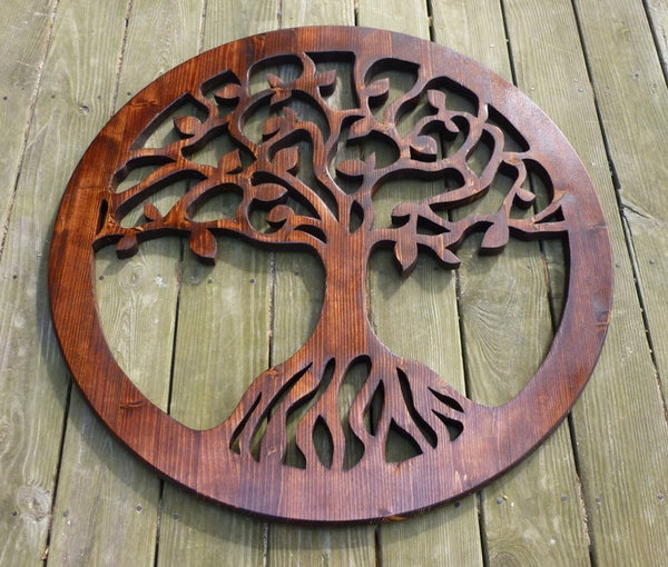 """Image of Tree of Life: Intricate 36"""""""
