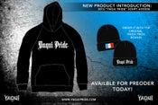 """Image of 2015 """"Yaqui Pride"""" script hoodie"""