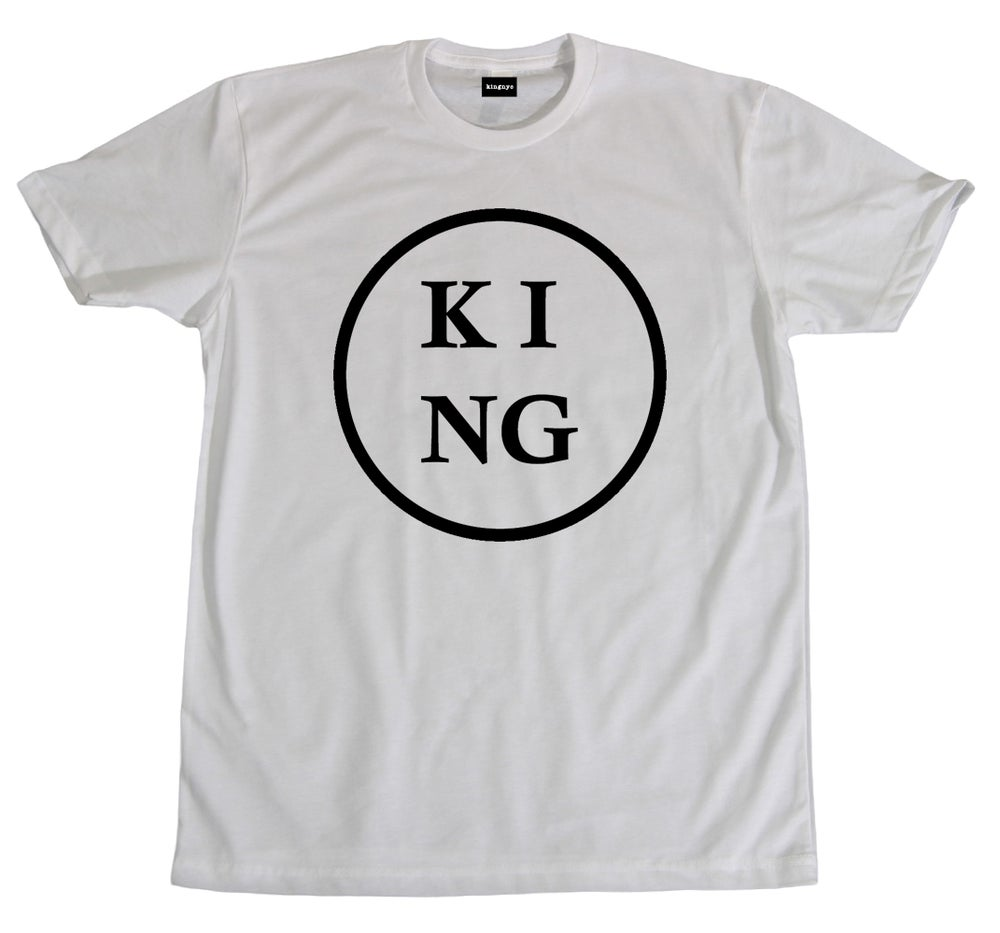 Image of King 360' Tshirt