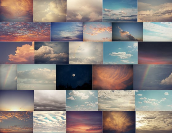 Image of Big Texas Sky overlays