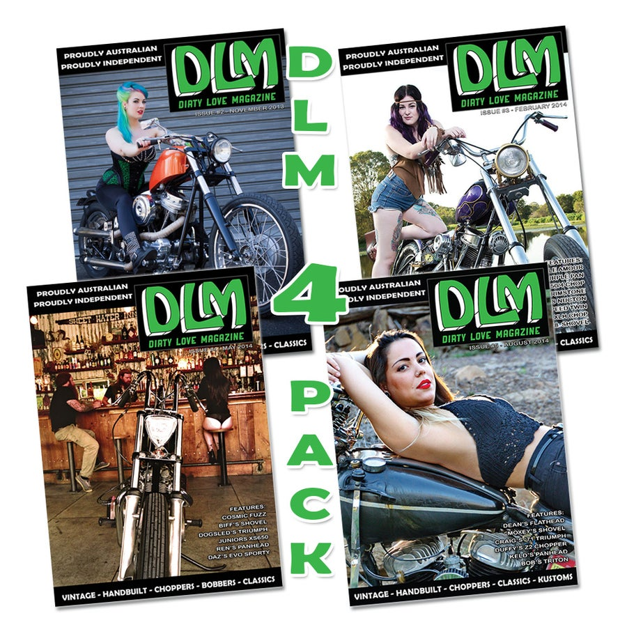 Image of DLM 4 PACK
