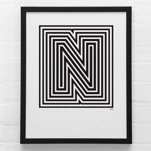 Image of N