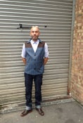 Image of Doc Holliday waistcoat