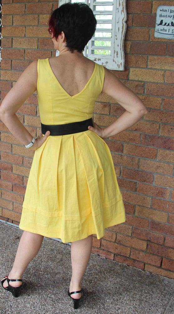 Image of Audrey Tea Dress #32 - Size 10