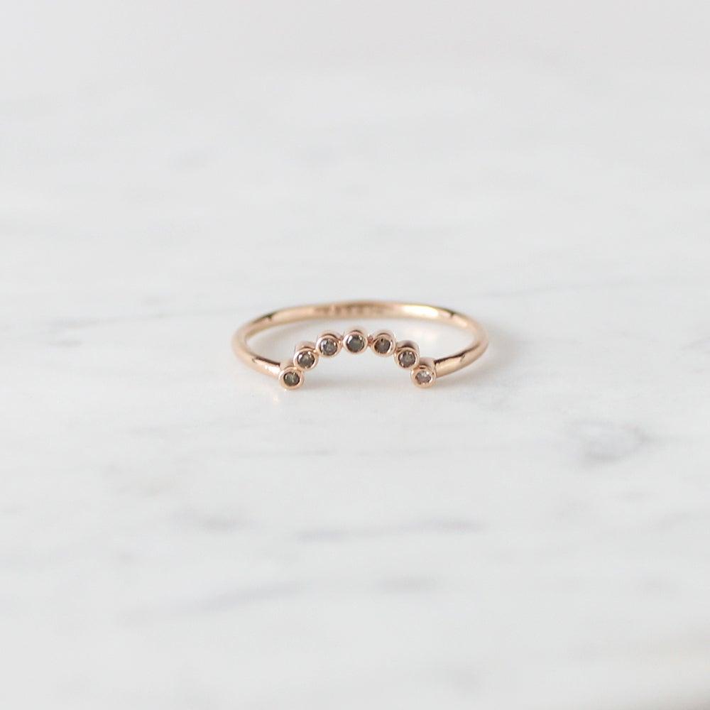 Image of Bubble Tiara Ring