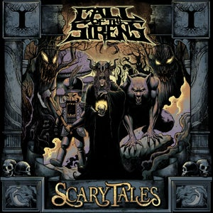 """Image of """"Scary Tales"""" Digipack CD"""