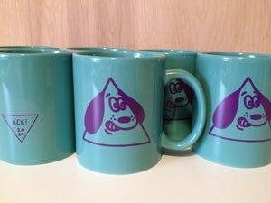 Image of Triangle Dog mug (CHARLOTTE edition)